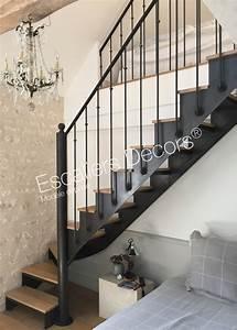 Décoration D Escalier Intérieur : escalier bistrot escaliers d cors ~ Nature-et-papiers.com Idées de Décoration