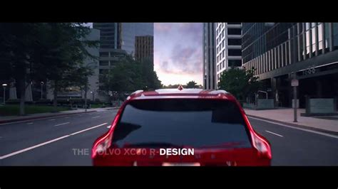 volvo xc  design tv commercial expectations