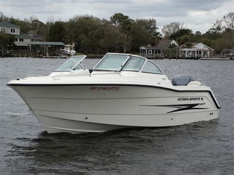 Hydrasport Boats by Hydra Sports Boats 202 Dc Boats For Sale