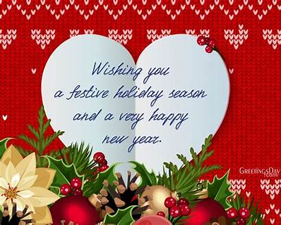 Christmas Merry Cards Greetings Sweetheart Messages Greeting