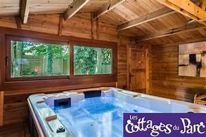 Jacuzzi En Bois : spa privatif et chambres d hotes lille nord les cottages ~ Nature-et-papiers.com Idées de Décoration