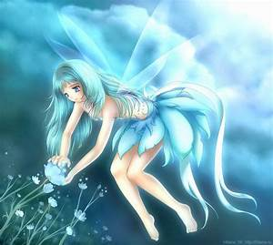 16 best феи images on Pinterest   Anime girls, Faeries and ...
