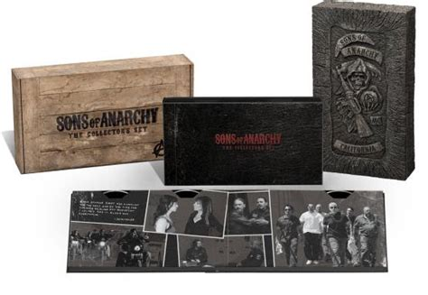 Sons Of Anarchy's Blu-ray Box Set Puts You Right At Samcro