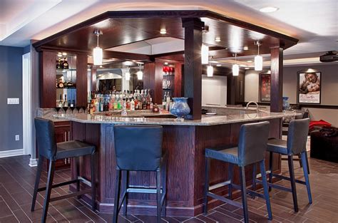 basement bar designs 27 basement bars that bring home the times