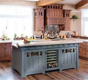 country kitchen island ideas the great many colors and styles of the kitchen island sheri martin interiors