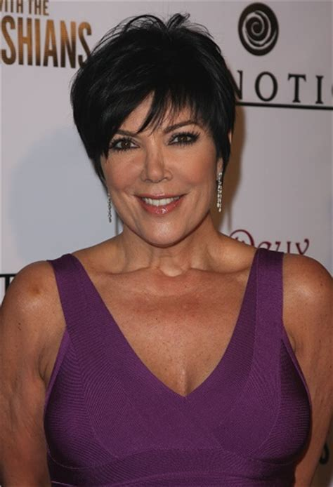 Kris Jenner Hairstyle Evolution   Sophisticated ALLURE