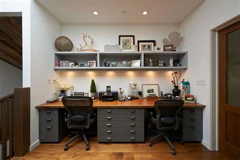 14 idées pour aménager et décorer un bureau pour deux