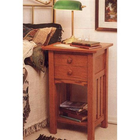 Mission Style Nightstand Plans by Woodworking Plans Mission Style Nightstand Plans Free Pdf