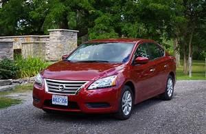Review  2015 Nissan Sentra Sv
