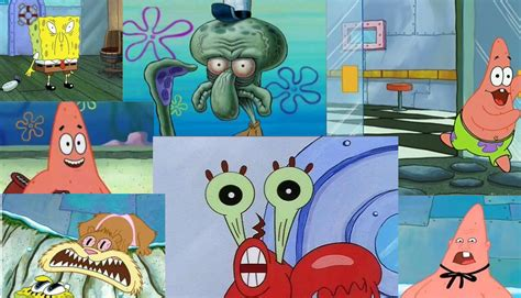Best Spongebob Faces Ever