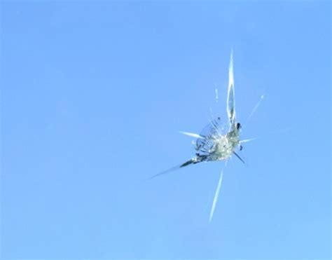 minimize damage   cracked windshield autoguide