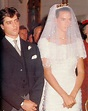 HRH Princess Bianca of Savoy Aosta at her wedding to Count ...