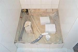 Neue Dusche Einbauen : duschwanne abfluss einbauen ~ Michelbontemps.com Haus und Dekorationen