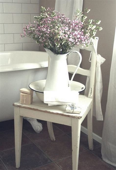 amazing shabby chic bathroom ideas styletic
