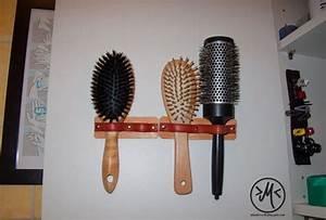 Geschenkpapier Organizer Ikea : diy haarb rsten halterung diy storage for hair brushes my ~ Eleganceandgraceweddings.com Haus und Dekorationen