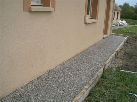Gravier Pour Terrasse Castorama by Terrasse Gravier Lave