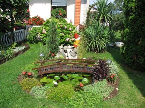 Teich Für Kleinen Garten by Kleinen Garten Gestalten Und Optisch Vergr 246 223 Ern Tipps