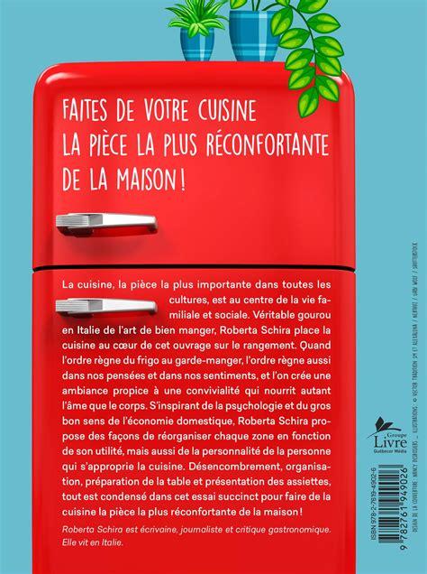 le bonheur dans la cuisine livre le bonheur est dans la cuisine petit trait 233 philosophique du rangement messageries adp