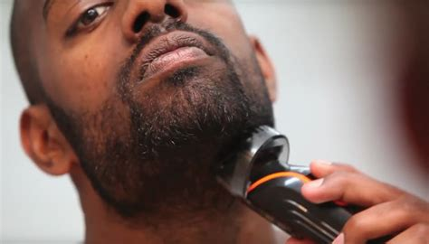 How To Shave A Chin Strap Beard