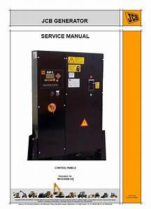 Download Jcb Generator Control Panels Service Manual Pdf