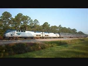 Amtrak Auto Train The Longest Passenger Train In The USA ...