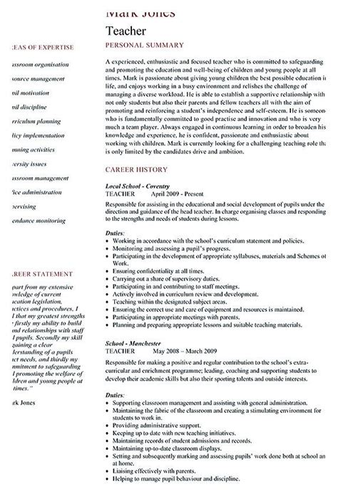 Easy Resume Writing by 25 Best Ideas About Resume Format On Resume