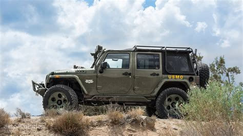 2014 Jeep Wrangler Rubicon By Rugged Ridge Wallpapers