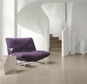 Fauteuil Design Confortable : fauteuil lounge design pour salon moderne c t maison ~ Teatrodelosmanantiales.com Idées de Décoration