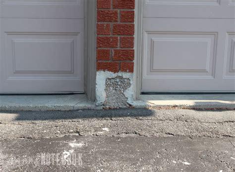 how to repair crumbling concrete garage floor repair crumbling concrete garage floor meze