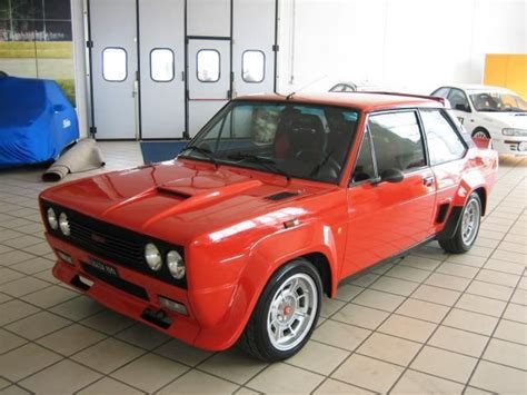 Fiat 131 Abarth For Sale by Sold Fiat 131 Abarth Rally Stradal Used Cars For Sale
