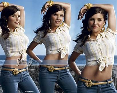 Sophia Bush Bikini Wallpapers Brooke Davis Fanpop