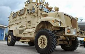 West Lafayette, Indiana Police Receive MRAP Armored Vehicle