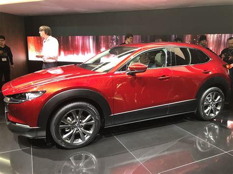 New 2020 Mazda CX-30 Revealed At The Geneva Motor Show ...
