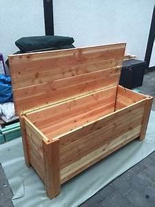 Userprojekt / Garten & Balkon Gartentruhe Auflagenbox