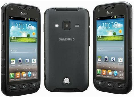 new at t samsung galaxy rugby pro i547 smartphone 4g 8gb amoled 635753501476 ebay