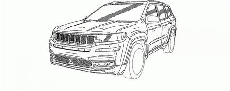 disegni da colorare jeep jeep grand commander disegni e caratteristiche suv a