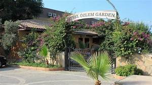 ozlem garden hotel in side o holidaycheck turkische With katzennetz balkon mit özlem garden hotel side