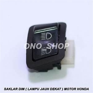 Jual Beli Saklar Dim Lampu Jauh Dekat Motor Honda Baru