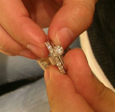 wedding bands to go with solitaire engagement rings