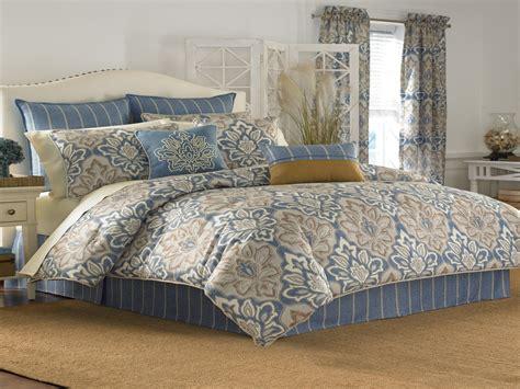 luxury bed design croscill comforter sets blue croscill