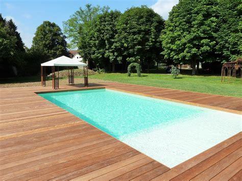 Terrasse En Bois Piscine 78 Les Yvelines