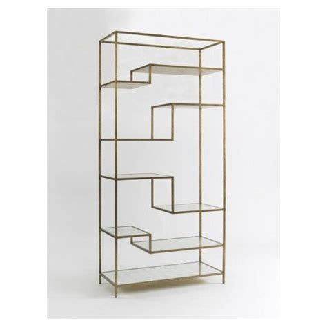 Etagere Shelves by Glass Shelf Etagere Foter