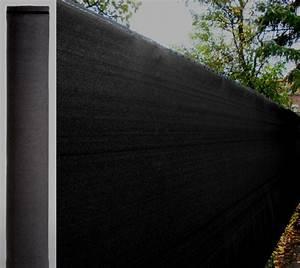 Brise Vue Vert Occultant : brise vue en toile 25m pour grillage et cl ture ~ Edinachiropracticcenter.com Idées de Décoration