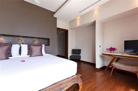 Mauve bedroom