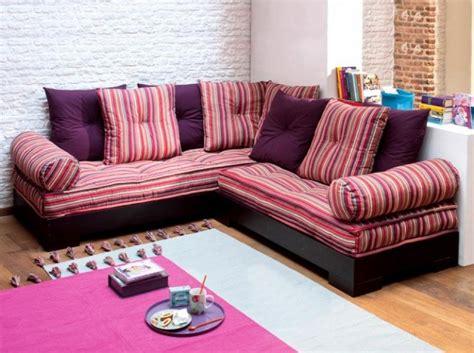canapé de sol coussin de sol maison du monde valdiz