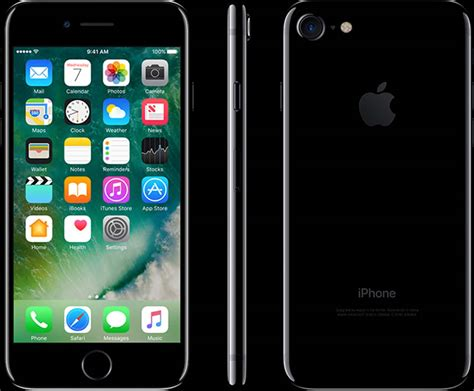 Iphone 7 Or Iphone 7 Apple Iphone 7 Price Specs At T