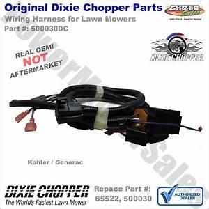 Dixie Chopper Wiring Harness For Kohler  U0026 Generac Lawn