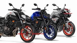 Yamaha Mt 07 2019 : 2019 yamaha hyper naked lineup first look mt 10 mt 09 mt 07 new yamaha nake sport 2019 ~ Medecine-chirurgie-esthetiques.com Avis de Voitures