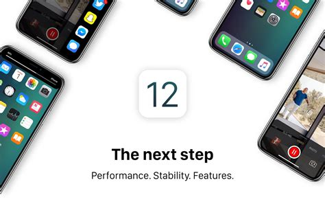 iphone ios 12 ios 12 concept new guest mode split view appbar and more