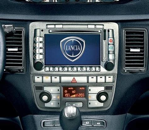 lancia connect nav interfaccia usb sd aux xcarlink